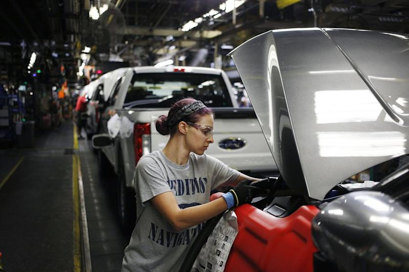 Ford Calls Rising Steel, Aluminum Prices 'Significant Headwind'