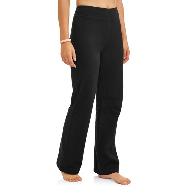 """<br><br><strong>Athletic Works</strong> Dri More Core Athleisure Bootcut Yoga Pants, $, available at <a href=""""https://go.skimresources.com/?id=30283X879131&url=https%3A%2F%2Fwww.walmart.com%2Fip%2FAthletic-Works-Women-s-Dri-More-Core-Athleisure-Bootcut-Yoga-Pants-Available-in-Regular-and-Petite%2F930693094"""" rel=""""nofollow noopener"""" target=""""_blank"""" data-ylk=""""slk:Walmart"""" class=""""link rapid-noclick-resp"""">Walmart</a>"""