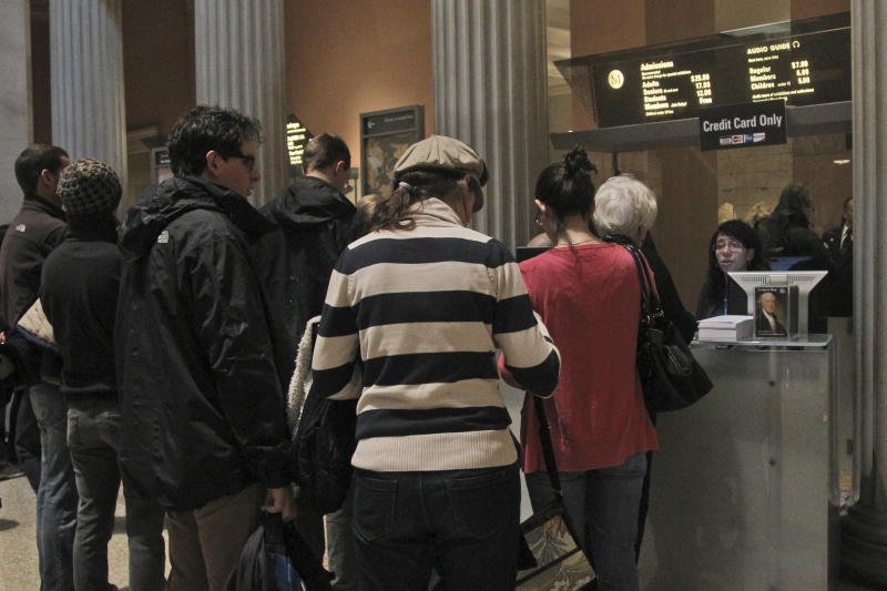 NYC art museum accused of duping visitors on fees