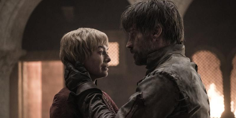 The Best Moments Of The 'Game Of Thrones' Series Finale