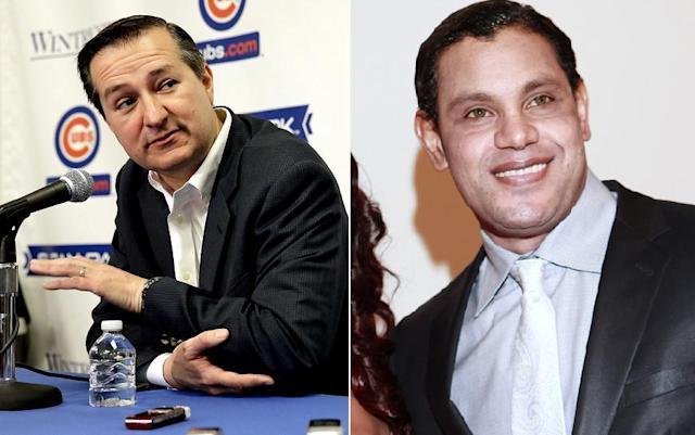 Cubs chairman Tom Ricketts won't invite Sammy Sosa back to the team until he opens up on alleged PED use. (AP)