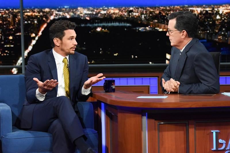 James Franco has defended himself, saying if he's done something wrong, he will fix it. Source: Getty