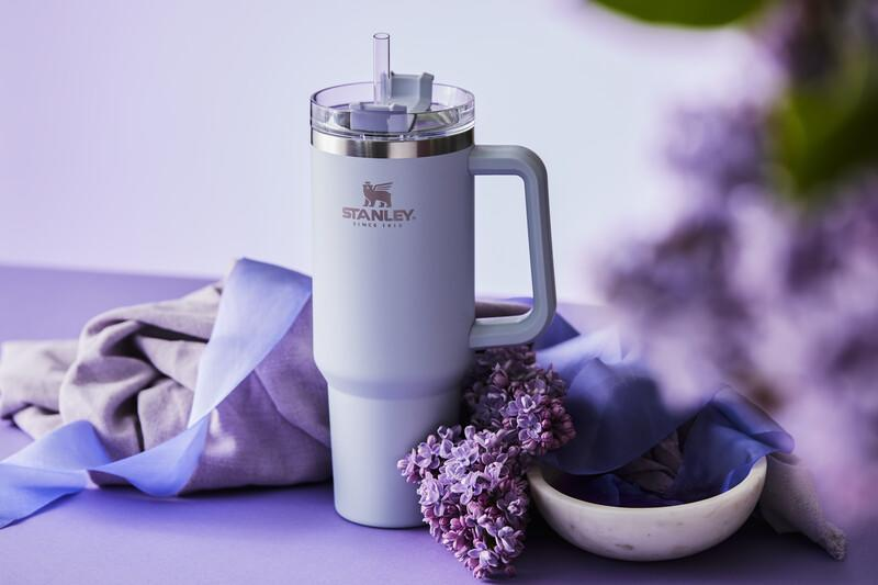 Lilac quencher