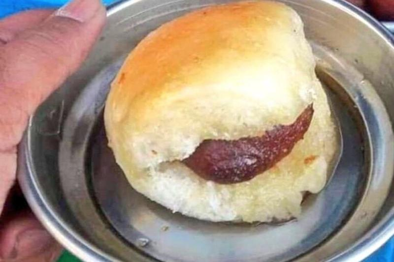 Gulab Jamun Pav? After Pizza, This Sweet Vada Pav is Every Foodie's Worst Nightmare