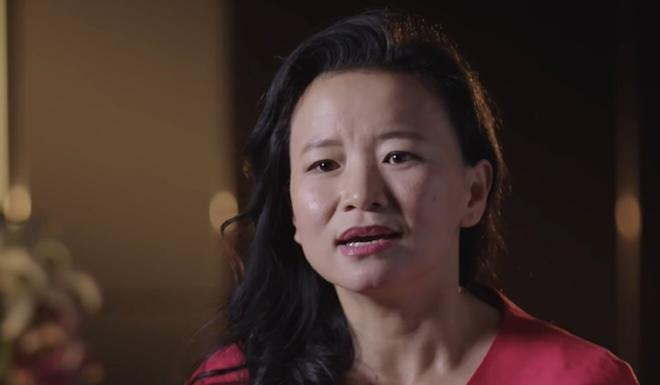 Australian journalist Cheng Lei has been detained without charges in China. Photo: Australia Department of Foreign Affairs and Trade/Australia Global Alumni via AFP