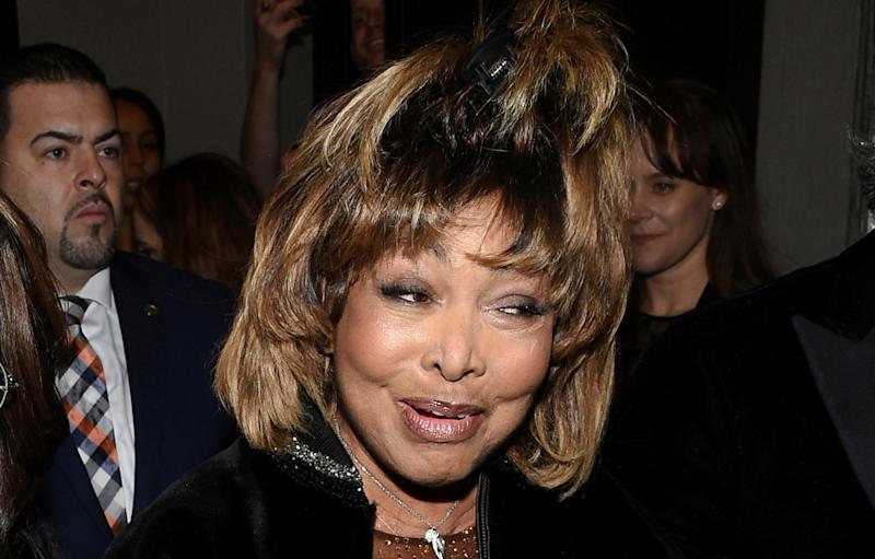 Tina Turner makes turning 80 look fantastic