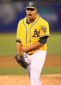 Gio Gonzalez reacts to a double play in a May start against Baltimore. Washington's new lefty is 38-32 in four seasons