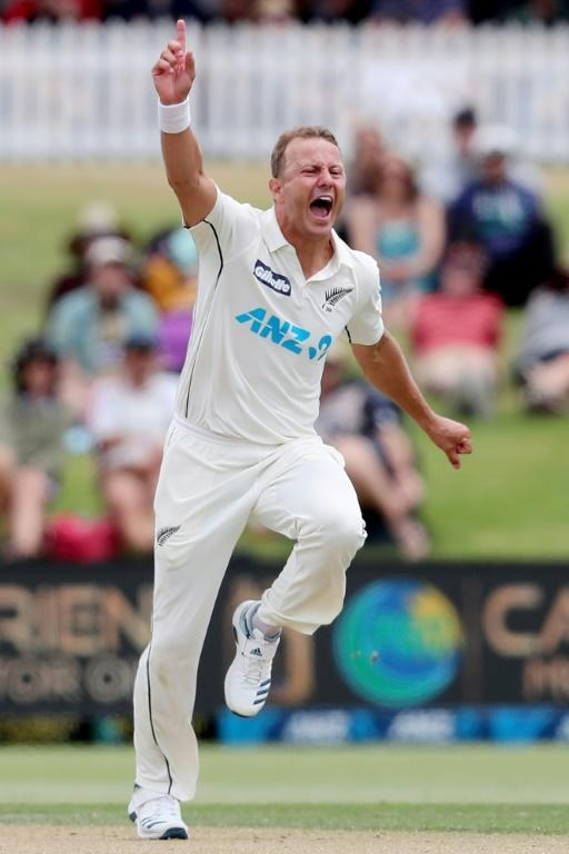New Zealand paceman Neil Wagner soldiered on with a broken toe