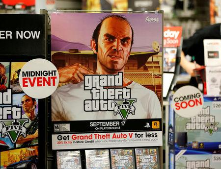 Grand Theft Auto V sales hit 80m units