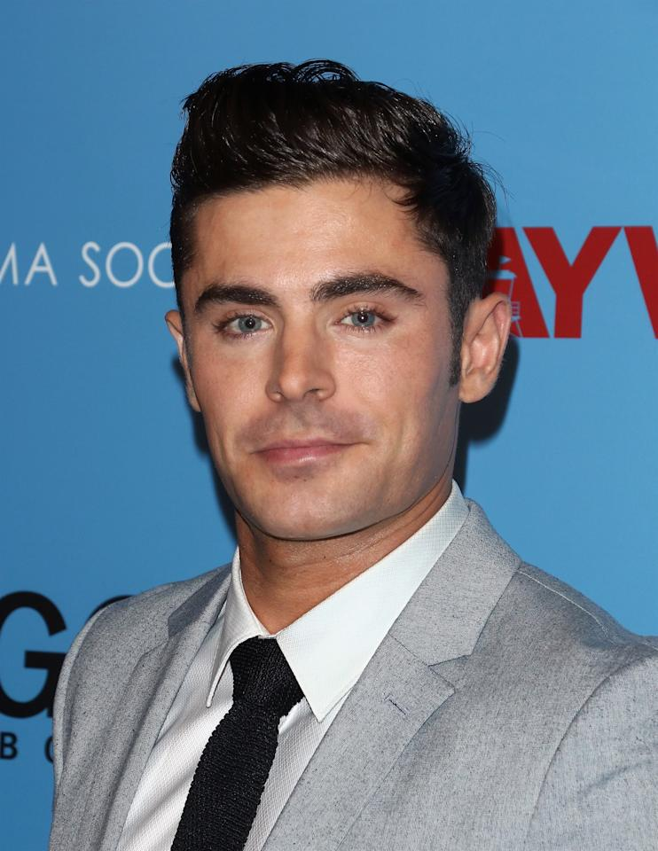 "<ul> <li>""<a href=""http://www.hollywoodreporter.com/news/zac-efron-career-reinvention-addiction-699529"" target=""_blank"" class=""ga-track"" data-ga-category=""Related"" data-ga-label=""http://www.hollywoodreporter.com/news/zac-efron-career-reinvention-addiction-699529"" data-ga-action=""In-Line Links"">I was drinking a lot</a>, way too much. It's never one specific thing. I mean, you're in your 20s, single, going through life in Hollywood, you know? Everything is thrown at you. I wouldn't take anything back; I needed to learn everything I did. But it was an interesting journey, to say the least.""</li> <li>""I just started going [to therapy]. And I think it's changed my life. I'm much more comfortable in my own skin. Things are so much easier now.""</li> </ul>"