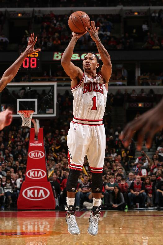 NBA eager to get Rose back on the floor