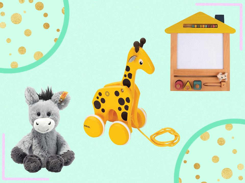 We considered whether it stimulated enough to play independently, and if the toys aided development, such as coordination, dexterity and motor skills (iStock/The Independent)