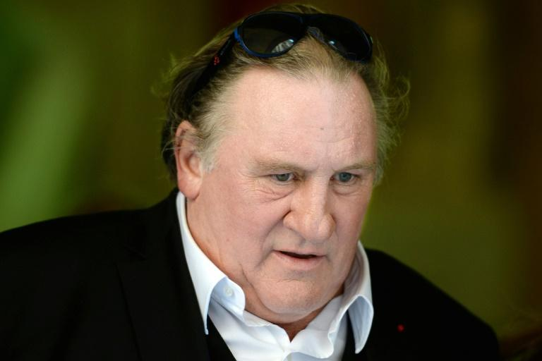 Gerard Depardieu has denied the allegations against him