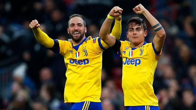 <p>Anyone could've been forgiven for not knowing either Gonzalo Higuain or Paulo Dybala were playing for the first hour, but give them one little sniff and they'll snap up any opportunity given to them.</p> <br><p>Is that the definition of world class? The supposed 'best striker on the planet' Harry Kane was given a similar opportunity in the 89th minute... he hit the post.</p>
