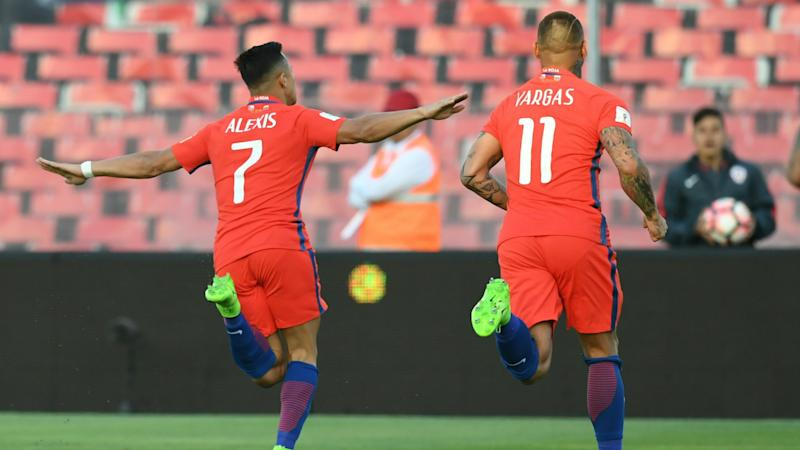 Chile considering joint bid for 2026 World Cup