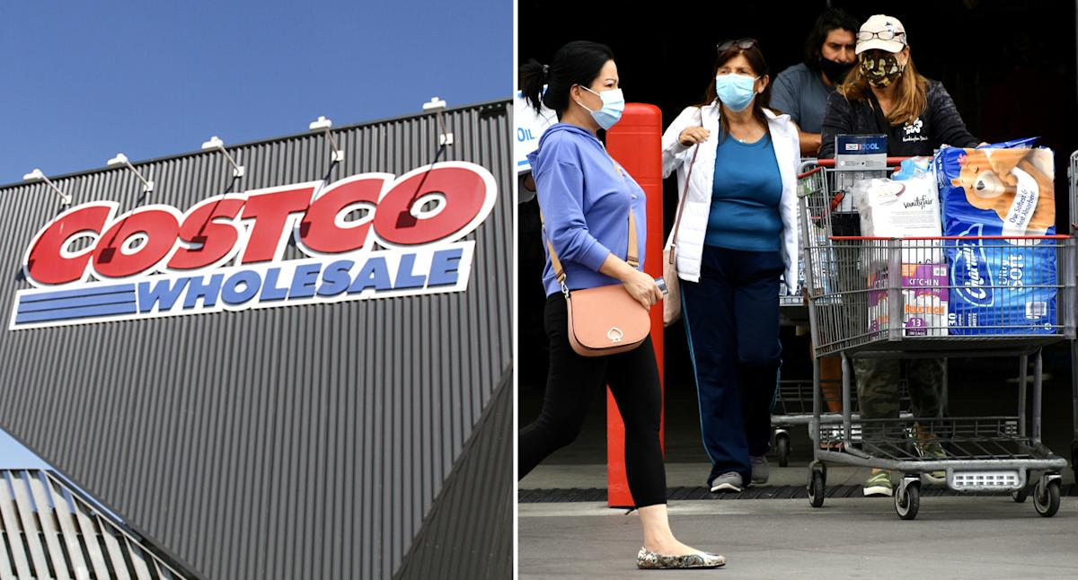 Costco shopper refused entry while trying to shop with her child