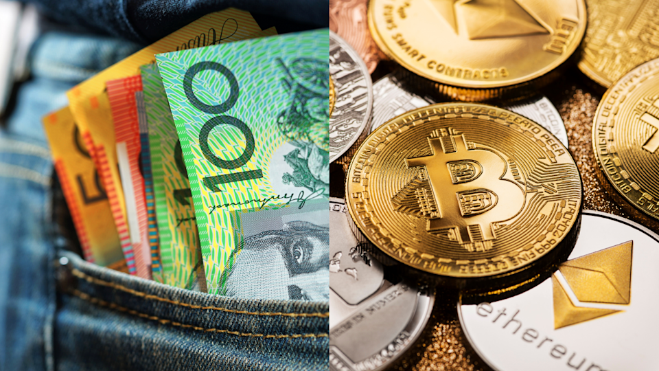 Cryptocurrency and tax: Here's what you need to know. Source: Getty