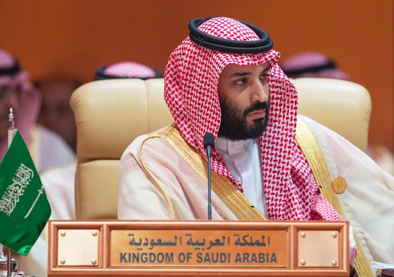 Crown Prince Mohammed bin Salman Al Saud of Saudi Arabia wants to defend his country's role as a powerful player in the Middle East analysts say