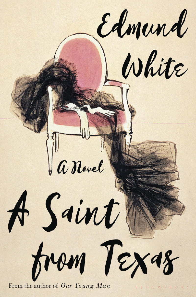 Book Review - A Saint from Texas