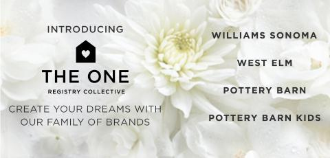 Williams-Sonoma, Inc. Launches The One Registry Collective