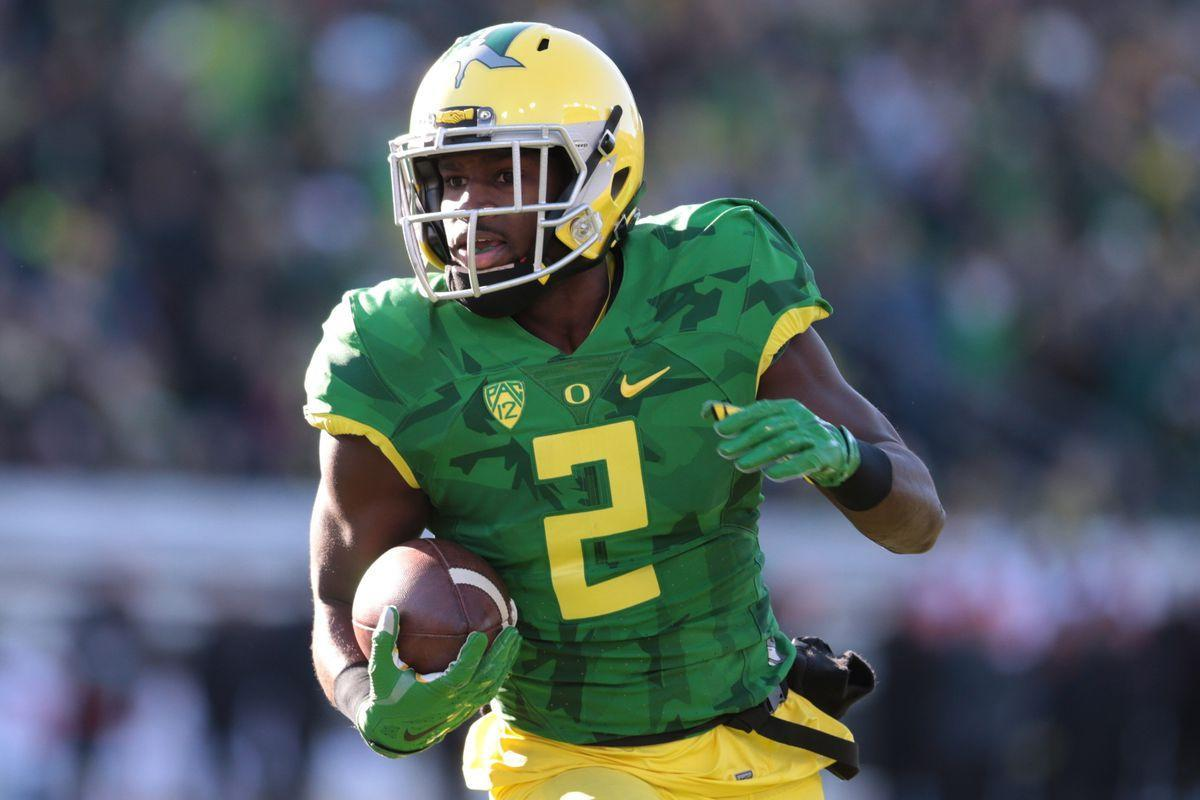 Former Duck Bralon Addison signs future contract with the Minnesota Vikings