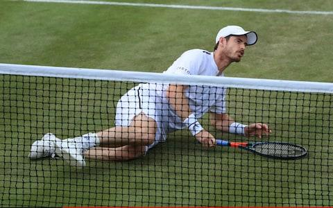Andy Murray - Credit: Simon Stacpoole/Offside