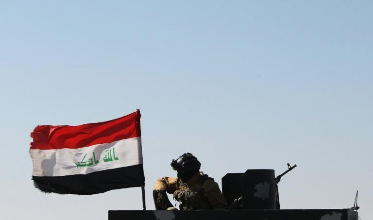 Iraqi forces have in recent weeks been attempting to flush out jihadists from vast areas around Lake Tharthar, which straddles Anbar and the province of Salaheddin