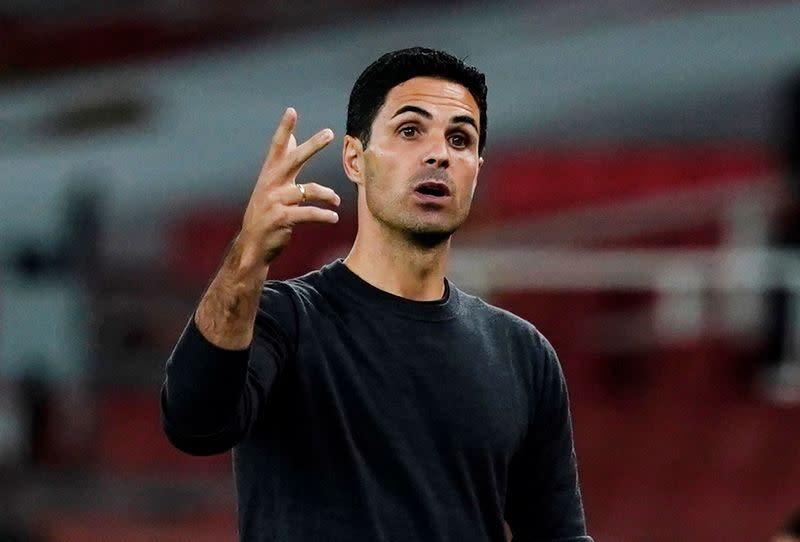 Arsenal still hope to seal late transfer deals, says Arteta