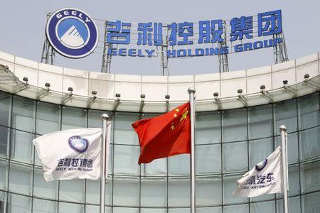 China's Geely becomes Daimler's top shareholder