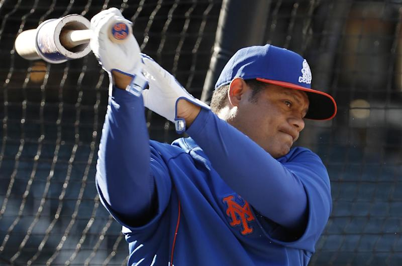 Mets call up 40-year-old OF Bobby Abreu