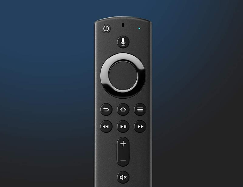 The Fire TV Stick 4K has more than 53,000 rave reviews (Photo: Amazon)