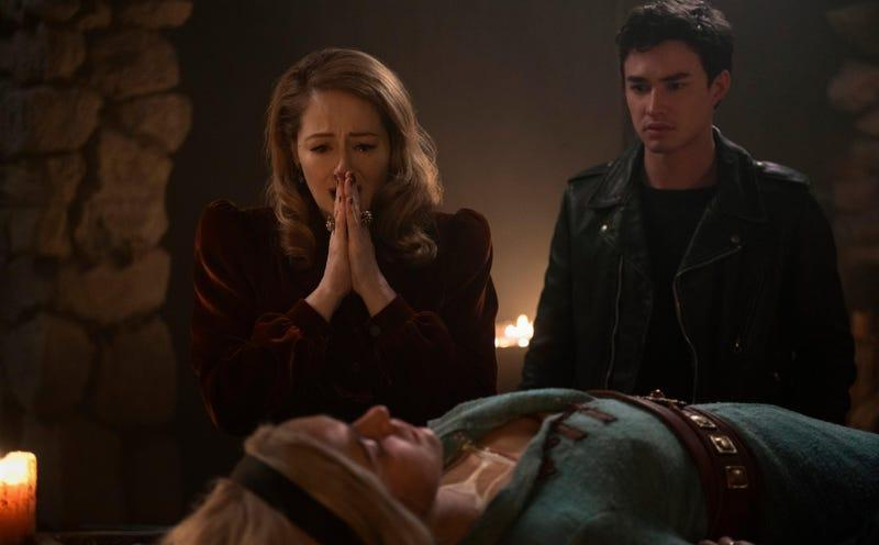 The Chilling Adventures Of Sabrina finale