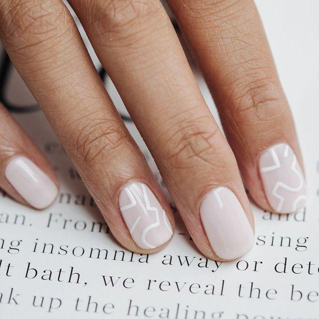 "<p>If colour pop brights won't quite work for the office (hey, summer starts at the weekend) then go for a super minimal stone-coloured mani instead.</p><p><a href=""https://www.instagram.com/p/ByfJH3uFaE_/"" rel=""nofollow noopener"" target=""_blank"" data-ylk=""slk:See the original post on Instagram"" class=""link rapid-noclick-resp"">See the original post on Instagram</a></p>"