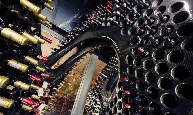 New Wine Gallery Showcases South Africa's Wine Heritage