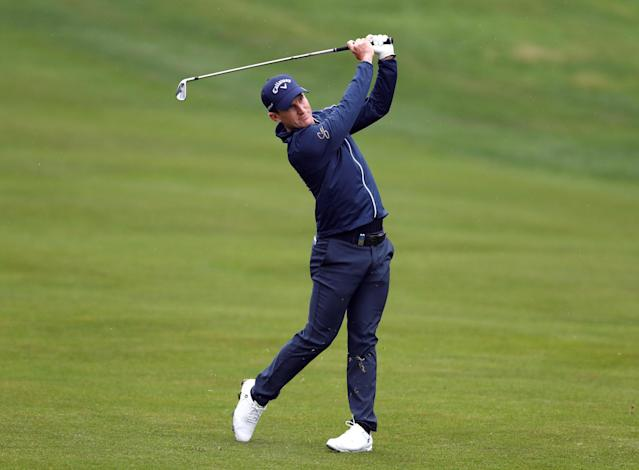 Golf - European Tour - BMW PGA Championship - Wentworth Club, Virginia Water, Britain - May 24, 2018 England's Chris Paisley in action during the first round Action Images via Reuters/Paul Childs