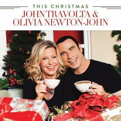 12. John Travolta and Olivia Newton-John, This Christmas - As if they deliberately intended to destroy any fond memory we had of Grease, Danny and Sandy made their long-awaited reunion on a wan album of overproduced holiday chestnuts, heralded by a cover designed to make grown men believe not in Santa but the bogeyman. Olivia looks fine, really, but after we've seen what most people would suspect is Travolta's real hairline in Savages, why he thinks he looks cool as a Christmas Chia Pet defies imagination. More hot chocolate, kids?