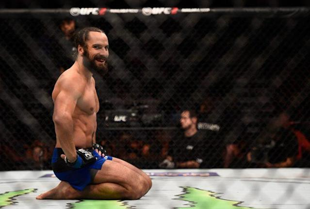 UFC fighter Josh Samman passed away after being comatose for several days (Getty)