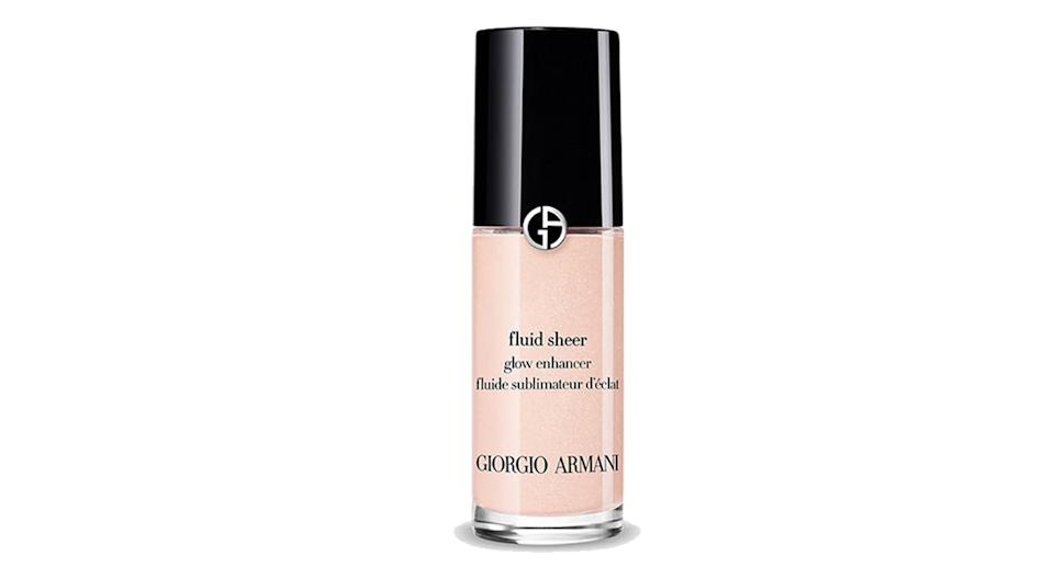 Giorgio Armani Fluid Sheer Liquid Highlighter