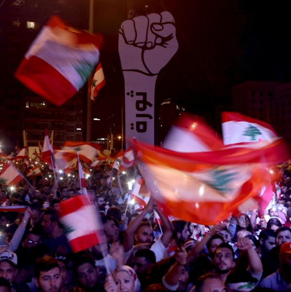 Lebanon's protests have been spontaneous and leaderless