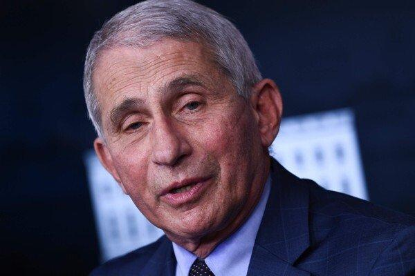 Anthony Fauci is the director of the US National Institute of Allergy and Infectious Diseases. Photo: AFP
