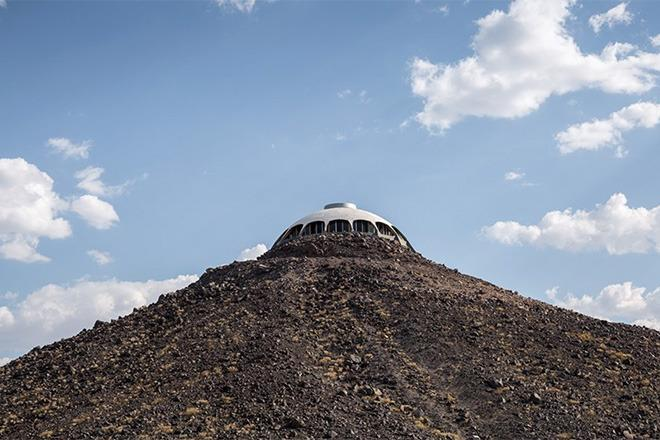 Volcano House Is Move-In Ready for a Supervillain