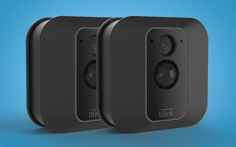 These security cams are surprisingly easy to set up. (Photo: Blink Home Security)