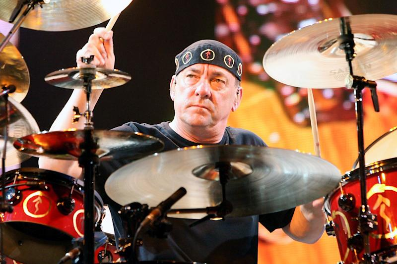 Jack Black, Brian Wilson, and more pay tribute to late Rush drummer Neil Peart