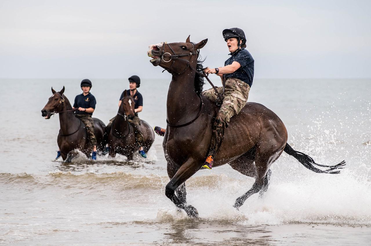 <p>In both categories, judges will be looking for high quality photographs that can be used to promote the Army across traditional and social media channels. (SWNS) </p>