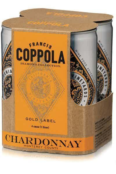 """<p><strong>Francis Coppola</strong></p><p>drizly.com</p><p><strong>$18.99</strong></p><p><a href=""""https://go.redirectingat.com?id=74968X1596630&url=https%3A%2F%2Fdrizly.com%2Fwine%2Fwhite-wine%2Fchardonnay%2Fcoppola-diamond-collection-canned-chardonnay%2Fp85017&sref=https%3A%2F%2Fwww.townandcountrymag.com%2Fleisure%2Fdrinks%2Fg28039961%2Fbest-canned-wine%2F"""" rel=""""nofollow noopener"""" target=""""_blank"""" data-ylk=""""slk:Shop Now"""" class=""""link rapid-noclick-resp"""">Shop Now</a></p><p>Oak aging gives this California chardonnay a full creaminess, balanced by a palate of tropical fruits that will charm any chard lover. </p>"""