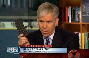 David Gregory Won't Face Charges for Holding Illegal Gun Clip on 'Meet the Press'