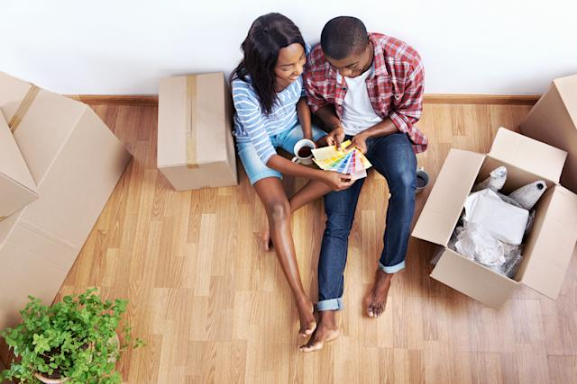 There are so many housing issues to sort out, even if the relationship lasts.