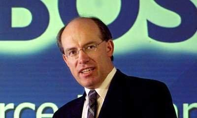 Ex-HBOS Chief Crosby Lands Moneybarn Windfall