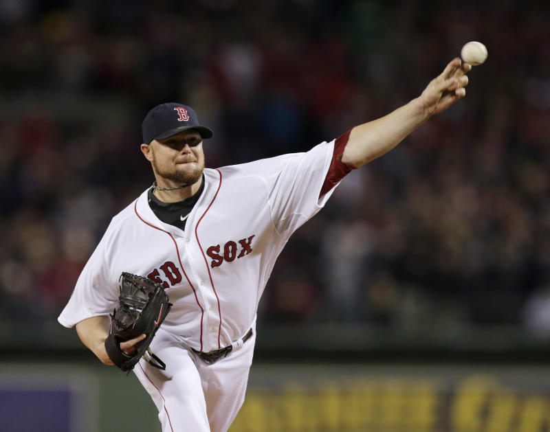 Lester's Glove: Lefty accused of foreign substance