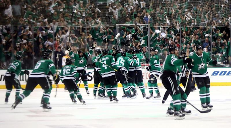 Playoff Roundup: Stars Advance to Round 2 as Another Division Champ Goes Down